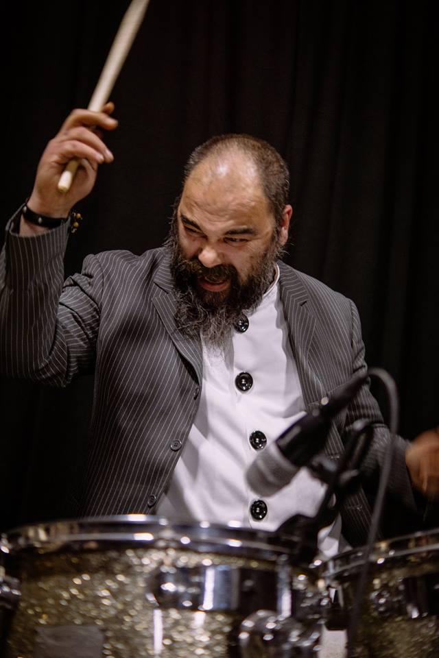 Šta inspiriše: Zlatko Petković (Zaa, The Scarps, Katabazija, 2 Totems, Pourpur I White Rabbit Band)