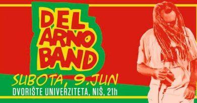 del-arno-band