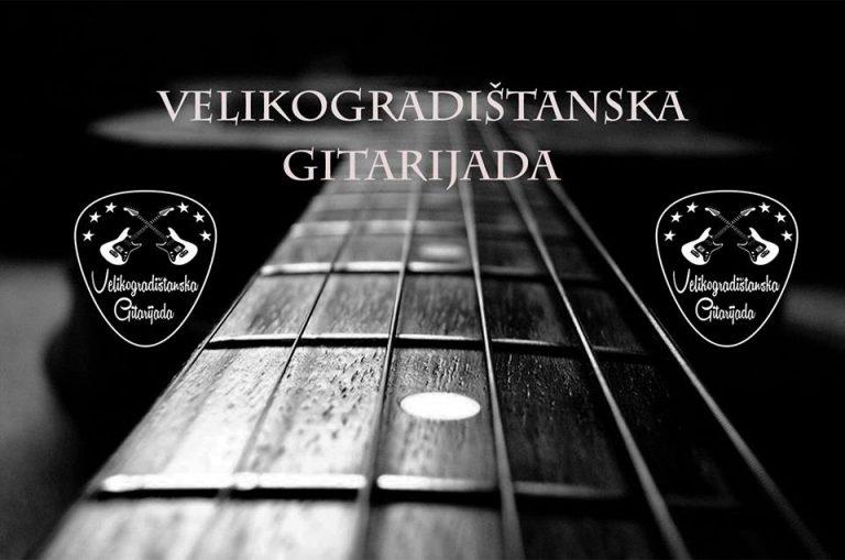 Izveštaj sa Velikogradištanske gitarijade