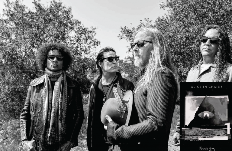 Alice In Chains / Recenzija Rainier Fog