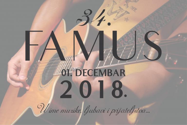Otvoren konkurs za 34. Festival Akustičarske Muzike u Sivcu!