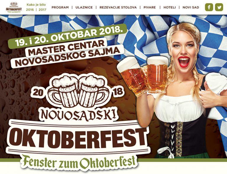 Novosadski Oktoberfest 2018