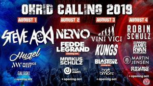 Ohrid Calling 2019 | Official Event