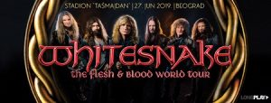 Whitesnake In Belgrade - official event