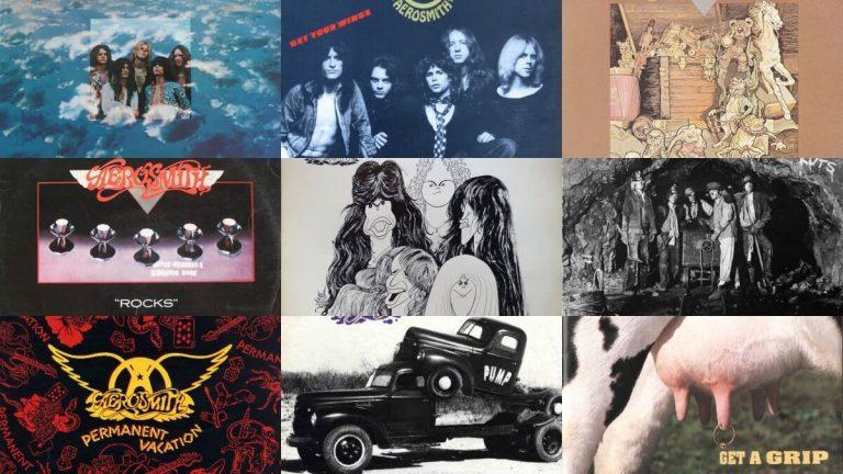 Aerosmith: Nastanak najpoznatijih albuma 1973-1993. (1997)