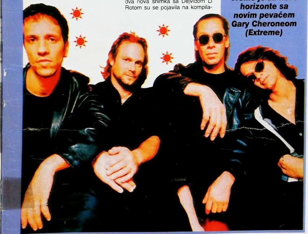 Van Halen 1998.