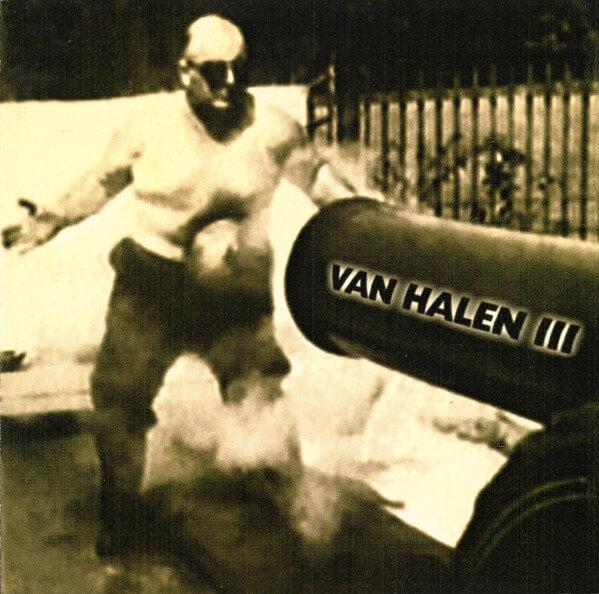 Van Halen III Cover 1998.