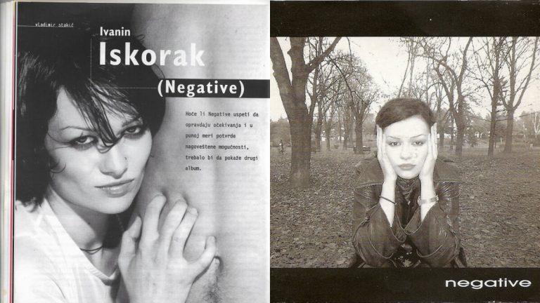Negative: Iskorak Ivane (Pavlović) Peters (2000)