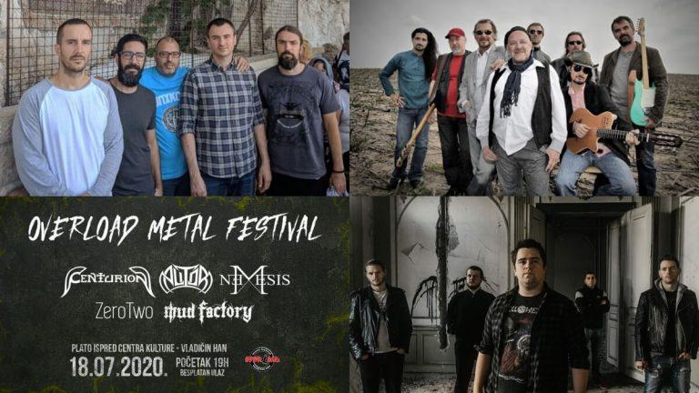 Objavljeni učesnici Overload Metal Fest-a 2020