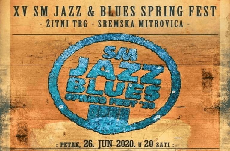 SM Jazz&Blues Spring Fest 26. juna